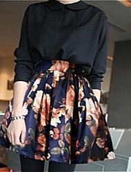Women's Vantage Flower Pattern Skirt