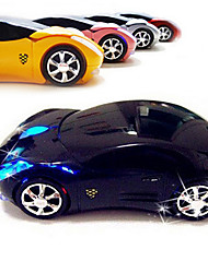 2.4G Wireless Super Car Pattern Optical Mouse