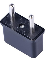 New Edition rectangulaire US / AU / UK Socket à l'UE plug Adaptateur secteur Plugs (125 ~ 250V)