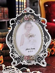 "6"" 7"" 10"" Modern European Style Pearl Polyresin Picture Frame"