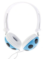 Pots Pattern Stereo Headphone for MP3/MP4/Computer/CD