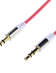 3,5 mm Audio Jack-Anschlusskabel (1,04 m Red)