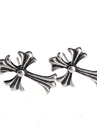 ETO Cross Vintage Earrings