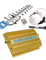 GSM900MHZ cellphone signal booster coverage 800m2
