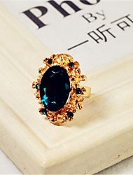 YIYI Fashion Vintage Luxury Dimonade Ring(Screen Color)