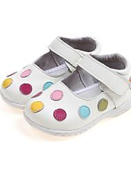Chicas Cuero planos del talón de Mary Jane zapatos de los planos (más colores)