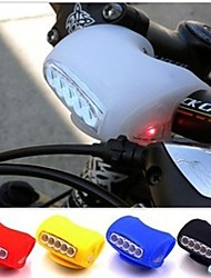Bike Light Front Bike Light LED Lumens Battery Black / Blue / Red / White / Yellow Cycling/Bike-Others