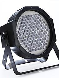 DMX 512 Профессиональный AC AC90 - 240V 127 RGB LED световой эффект 7 канала Par Огни диско DJ Стороны этап Свет ЕС Plug