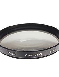 Zomei Kamera Fach Optische Filter Dight High Definition Close-up drei Filter (55 mm)
