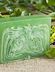 Tianxuan Handmade Jasmine esencial Jabón Aceite Hidratante Anti-Acné 100g