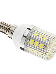 4W E14 LED Mais-Birnen T 30 SMD 5050 400 lm Kühles Weiß Dimmbar AC 220-240 V