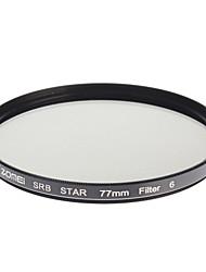 ZOMEI Camera ottici professionali cornice stelle 6 Filter (77 millimetri)