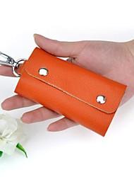 Моды натуральная кожа Ключевые Бумажник Женская
