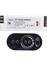 LED RF Touch диммер контроллер для светодиодного освещения (DC12V 144W или DC24V 240W 433,92 МГц)