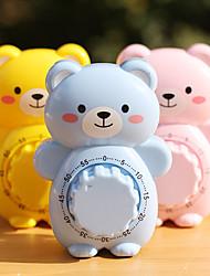 Belles ours minuterie de cuisine (plus de couleurs)