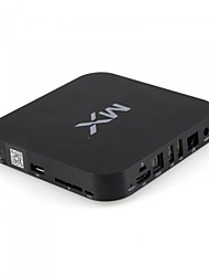 MXII Mini jugador de la PC TV de la caja del androide 4.2 Quad Core 2G/8GB Wifi XBMC DLNA Miracast 1080P Bluetooth