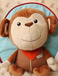 Stereo Segurança dos desenhos animados Harness Mochila Infantil (macaco)