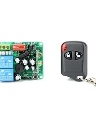 AFSC02  DC 12V  2-Channel  Wireless Remote Power Switch / Remote Controller
