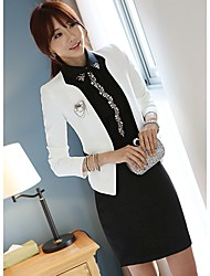 Women's Suits , Chiffon Casual Intherwwway