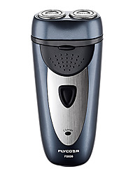 Flyco Floating Rotary Elétrica homens Shaver com Soft-Touch Swith