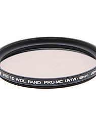Nicna PRO1-D Digital Filter Wide Band Slim Pro Multicoated UV (49mm)
