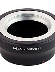M42 Lens naar Nikon1 J1 V1 Mount Adapter