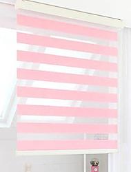 elegante rosa euro solida tenda filtrante