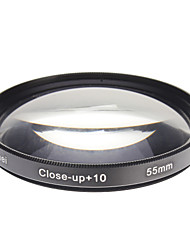 Zomei Kamera Fach Optische Filter Dight High Definition Close-up 10 Filter (55 mm)