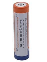 3.7V 1800mAh Batería recargable de iones de litio 18650 batería con la Junta de Protección