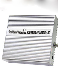 GSM900 1800mhz Dual band signal repeater amplifier high Power