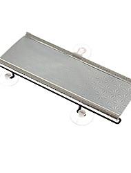 58x125cm Roll-up de pare-brise de voitures pare-soleil Couverture arrière aspiration cupule