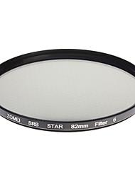 ZOMEI Camera ottici professionali cornice stelle 6 Filter (82 millimetri)