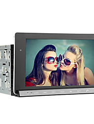 New Style 2Din carro DVD Player com 7 polegadas Android 4.2 Tablet Suporte GPS, 3G, Wi-Fi, BT, iPod, tela de toque capacitiva