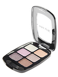 Amour ATTI extrêmes beau grand yeux 6 couleurs Eye Shadow (AT6203-08)