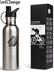 Coolchange Outdoor 750ML Stainless Steel Water Insulation Bottles