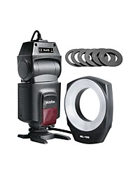 GODOX ML-150 Macro Ring Flash di luce per DSLR Canon Nikon Olympus Pentax