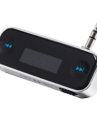 Universal Recharge Fashionable Small Car Fm transmitter