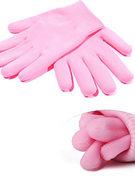 1 Pair SPA Moisturizing Care Gloves Whitening Nail Treatment Callus&Cuticle Remover