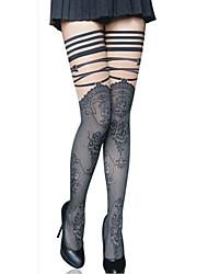 Women Thin Stockings , Cotton Blends