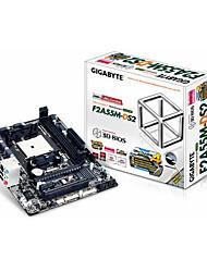 Gigabyte F2A55M-DS2 Desktop Motherboard AMD A55 FM2 DDR3 VGA/DVI/PCI-E