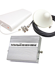 GSM900 1800mhz Dual band  cellular booster repeater