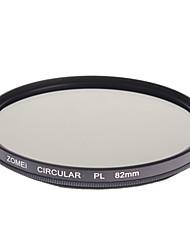 Zomei Professionelle Optical CPL Filter Zirkular Polfilter Super-HD-Klasse-Filter (82mm)