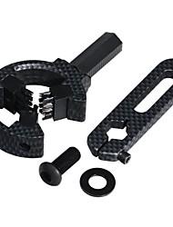 Tir à l'arc TP812 Gardez brosse de repos de flèche en carbone Camouflage