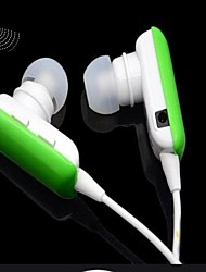 ROMAN S301 Bluetooth v2.1 + EDR A2DP Earphone headset met microfoon - Groen / Zwart / Wit / Geel / Rood