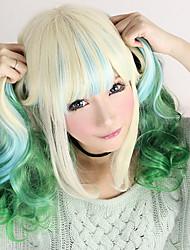 Harajuku Style High-quality Cosplay Synthetic Wig