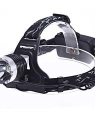 Lanterna de Cabeça LED CREE 3 Modos 1800LM