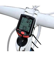 Bike Computer,Night Vision 24 Functions Waterproof Bike Cycling Bicycle Computer Odometer Speedometer LCD Backlight