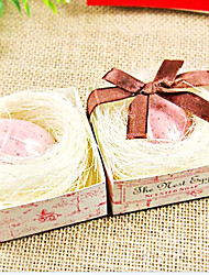 Wedding Gift Mini Transparent Bird Egg Soap 29g