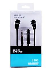 Easeyes Universal headphones E806 3.5 interface