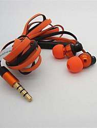 MK - 1 haute qualité In-Ear pour Téléphones Mobiles / MP3 / MP4